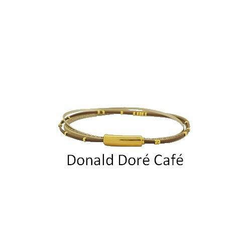 Donald Doré: Choker leather neck collierdonalddorecafe